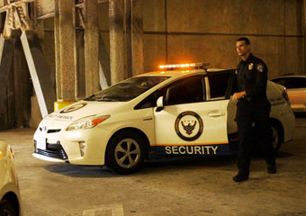 Mobile Car Patrol Los Angeles County