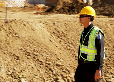 LA Construction Site Security Guards