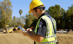 Construction Site Security Guards for Mojave