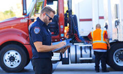 Transport & Logistics Security Services Cantil, CA